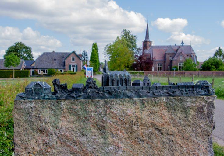 Contact Bronckhorst Midden 02 Olburgen zicht op de kerk