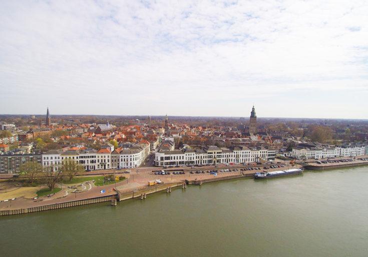 Contact Zutphen Warnsveld 06 luchtfoto