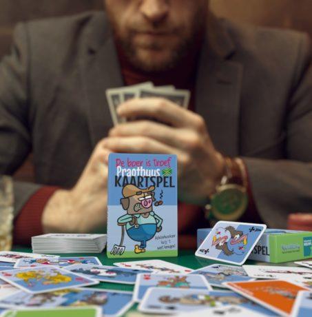 Achterhoek kaartspel t Praothuus