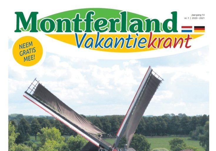 Montferland Vakantiekrant